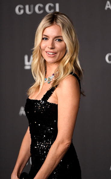 Sienna Miller「2019 LACMA Art + Film Gala Presented By Gucci - Arrivals」:写真・画像(13)[壁紙.com]