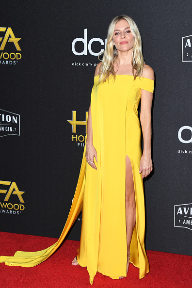 Yellow Dress「23rd Annual Hollywood Film Awards - Arrivals」:写真・画像(7)[壁紙.com]