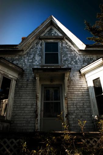 ハロウィン「ご自宅にお忘れになった」:スマホ壁紙(4)