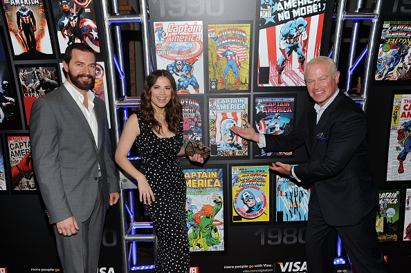 Captain America「Visa Signature Movie Event」:写真・画像(17)[壁紙.com]