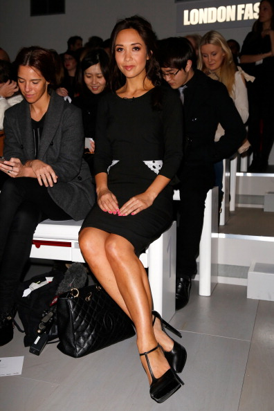 London Fashion Week「J. JS Lee: Front Row - London Fashion Week AW14」:写真・画像(5)[壁紙.com]