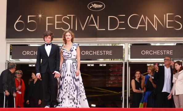 """Palais des Festivals et des Congres「""""Io E Te"""" Premiere - 65th Annual Cannes Film Festival」:写真・画像(10)[壁紙.com]"""