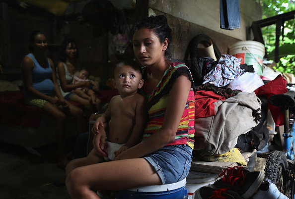 Human Interest「Extreme Poverty And Violent Crime Fuel Hondurans Desire To Immigrate To U.S.」:写真・画像(2)[壁紙.com]