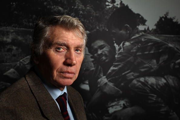 Personal Perspective「Don McCullin Launches His Exhibition At The Imperial War Museum」:写真・画像(9)[壁紙.com]