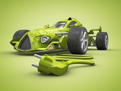Hot Rod Car「eco car」:スマホ壁紙(4)