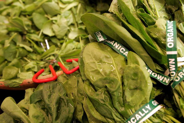 Spinach「FDA Issues Warning After E. coli Outbreak Traced To Spinach」:写真・画像(3)[壁紙.com]