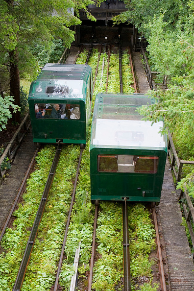 Environmental Conservation「The cliff railway carriage powered entirely by water at the Center for Alternative Technology at Machynlleth」:写真・画像(15)[壁紙.com]