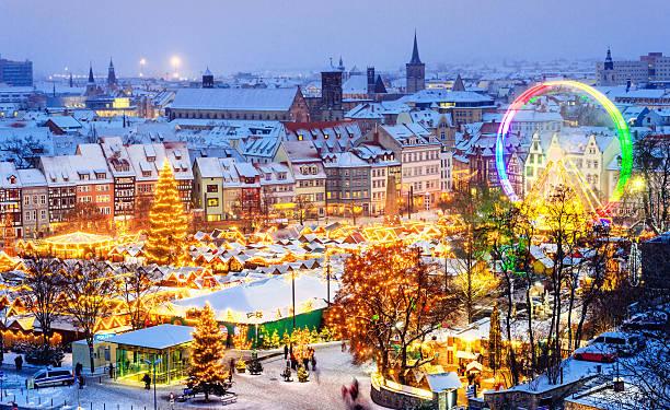Christmas Market Erfurt:スマホ壁紙(壁紙.com)