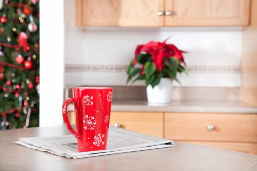 Kitchen Counter「Christmas morning coffee」:スマホ壁紙(15)