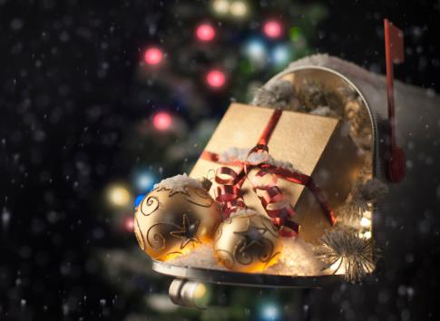 Receiving「Christmas Mailbox」:スマホ壁紙(6)