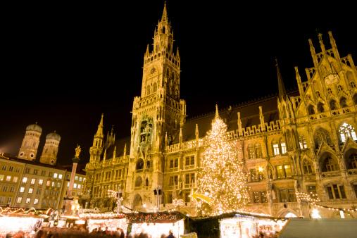 Munich「Christmas Market Munich」:スマホ壁紙(11)