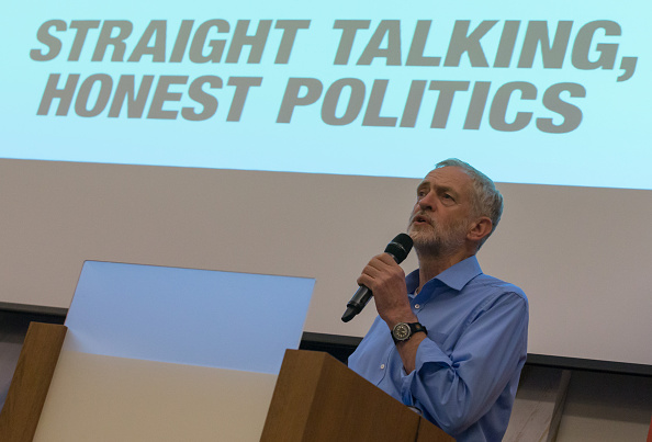 Matt Cardy「Labour Leadership Candidate Jeremy Corbyn Attends Rally For Supporters」:写真・画像(5)[壁紙.com]