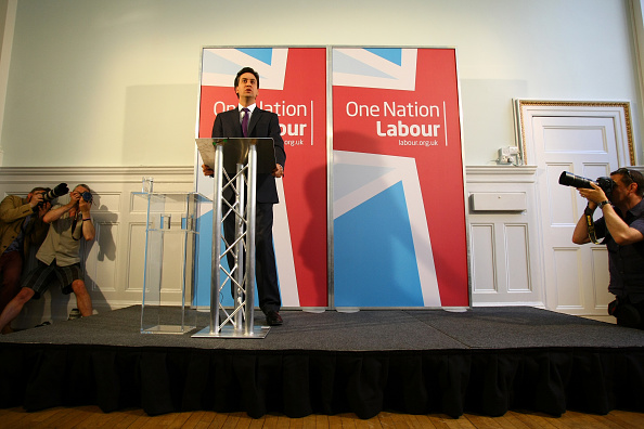 Jordan Mansfield「Ed Miliband's Speech On Reforming Labour's Links With Unions」:写真・画像(0)[壁紙.com]