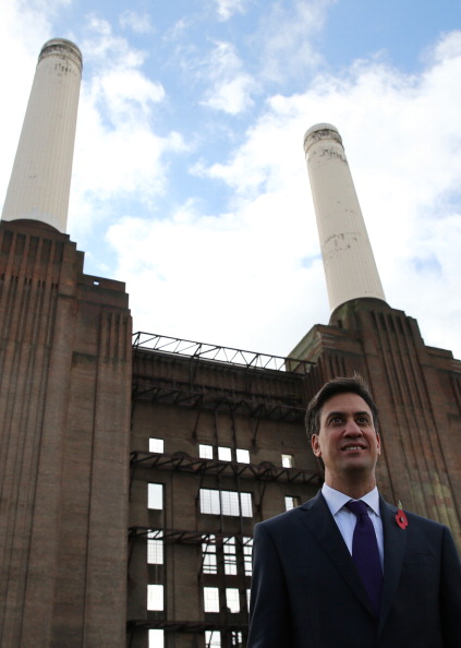 Dan Kitwood「Ed Miliband's Speech On The Cost Of Living at Battersea Power Station」:写真・画像(18)[壁紙.com]