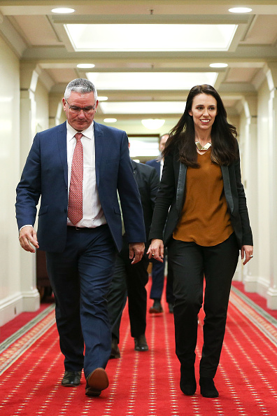 Full Length「MPs Gather In Wellington As Nation Awaits 2017 Election Result」:写真・画像(0)[壁紙.com]