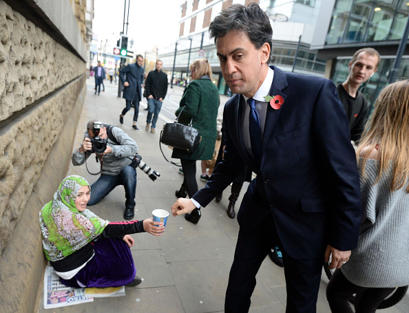 Handout「Ed Miliband Faces A Fight To Save Its Scottish MPs」:写真・画像(2)[壁紙.com]