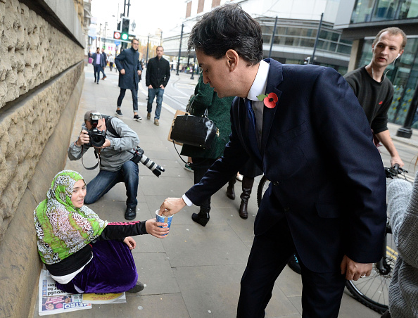 Handout「Ed Miliband Faces A Fight To Save Its Scottish MPs」:写真・画像(18)[壁紙.com]
