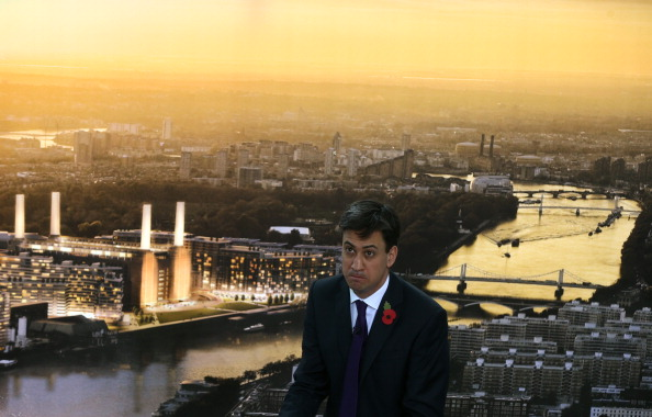 Dan Kitwood「Ed Miliband's Speech On The Cost Of Living at Battersea Power Station」:写真・画像(17)[壁紙.com]