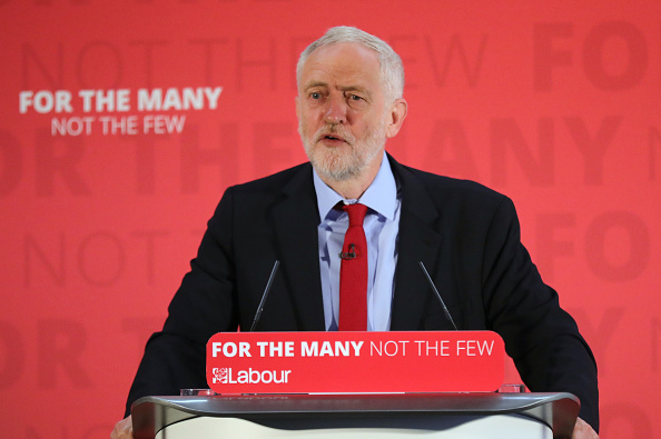 York - Yorkshire「Jeremy Corbyn Delivers A Speech On Employment」:写真・画像(1)[壁紙.com]