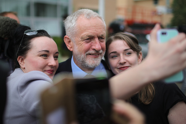 York - Yorkshire「Jeremy Corbyn Delivers A Speech On Employment」:写真・画像(0)[壁紙.com]