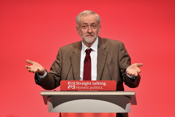Jeremy Corbyn「The Labour Party Autumn Conference 2015 - Day 3」:写真・画像(4)[壁紙.com]