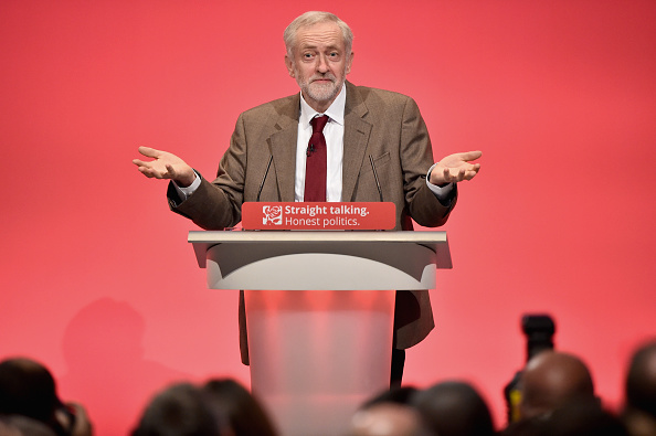 Jeff J Mitchell「The Labour Party Autumn Conference 2015 - Day 3」:写真・画像(16)[壁紙.com]