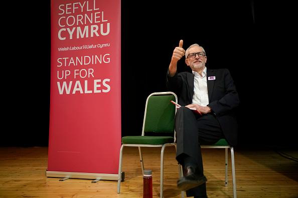 Conwy「Jeremy Corbyn Campaigns On North Coast Of Wales」:写真・画像(18)[壁紙.com]
