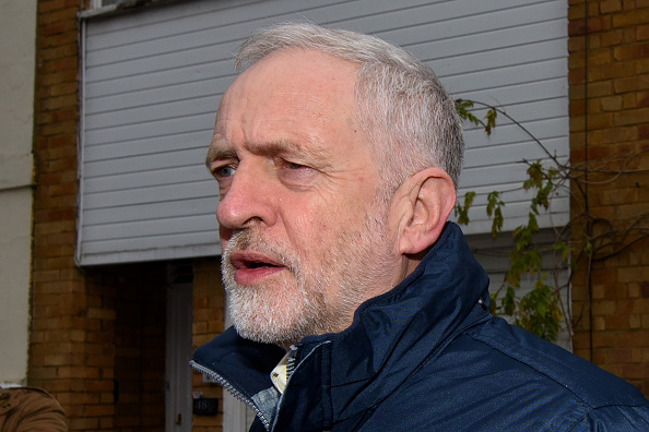 Ben Pruchnie「Jeremy Corbyn Hold Meeting With His Shadow Cabinet Over Syrian Airstrike Vote」:写真・画像(18)[壁紙.com]