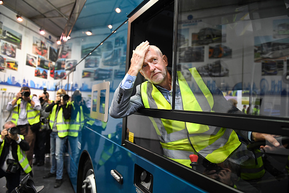 Transportation「Jeremy Corbyn Promotes His Build It In Britain Policy」:写真・画像(19)[壁紙.com]