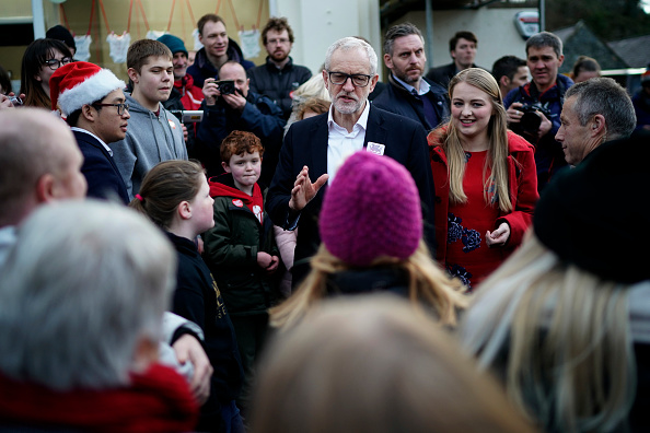 Conwy「Jeremy Corbyn Campaigns On North Coast Of Wales」:写真・画像(19)[壁紙.com]