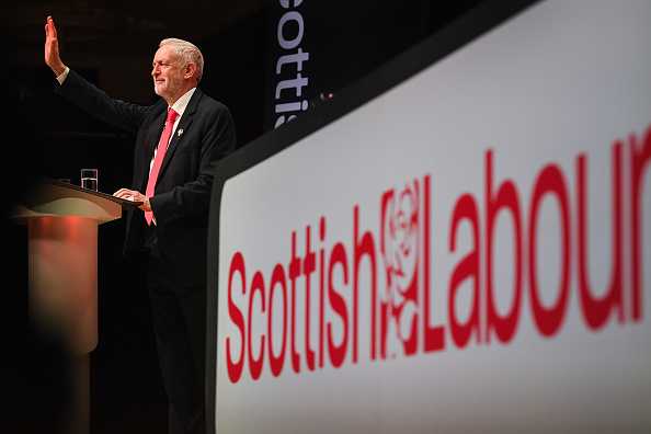 British Labour Party「The Scottish Labour Party Hold Their Spring Conference」:写真・画像(10)[壁紙.com]