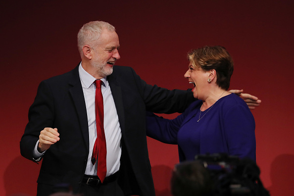 Two People「Labour Party Conference 2017- Day Two」:写真・画像(6)[壁紙.com]