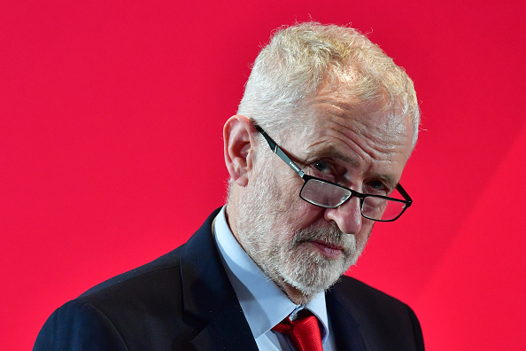 Jeremy Corbyn「Corbyn and Labour Announce Their Digital Infrastructure Policy」:写真・画像(8)[壁紙.com]