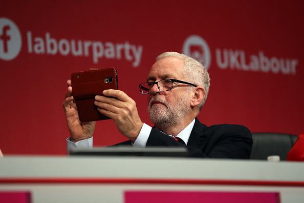 Shadow「Labour Party Conference 2017- Day Three」:写真・画像(10)[壁紙.com]