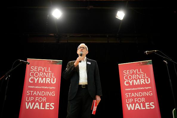 Conwy「Jeremy Corbyn Campaigns On North Coast Of Wales」:写真・画像(16)[壁紙.com]