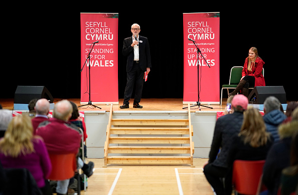 Conwy「Jeremy Corbyn Campaigns On North Coast Of Wales」:写真・画像(17)[壁紙.com]