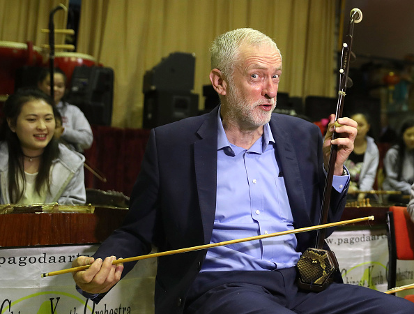 楽器「Jeremy Corbyn Visits The Chinese Community In Liverpool」:写真・画像(5)[壁紙.com]