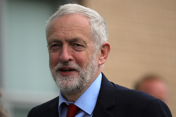 York - Yorkshire「Jeremy Corbyn Delivers A Speech On Employment」:写真・画像(2)[壁紙.com]