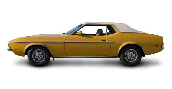 Collector's Car「Early 1970's Ford Mustang」:スマホ壁紙(10)