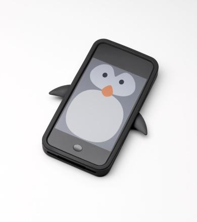 Mobile Phone「Penguin Smart Phone」:スマホ壁紙(11)
