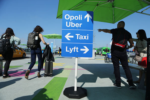 LAX Airport「New Ride App Pick Up Lot At LAX Results In Long Delays In Passenger Pickups From Airport」:写真・画像(3)[壁紙.com]
