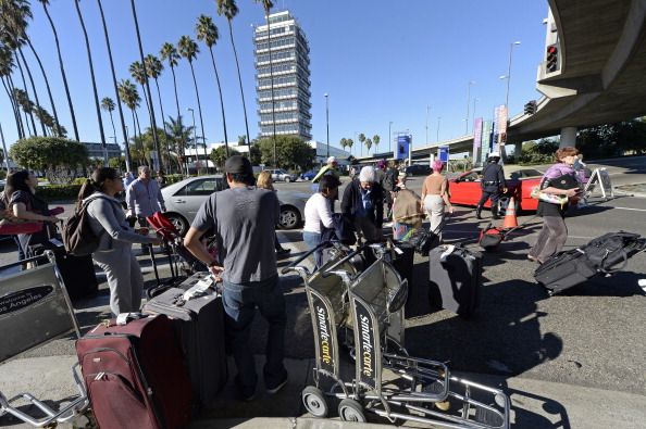 LAX Airport「Shooting Incident At Los Angeles International Airport」:写真・画像(19)[壁紙.com]
