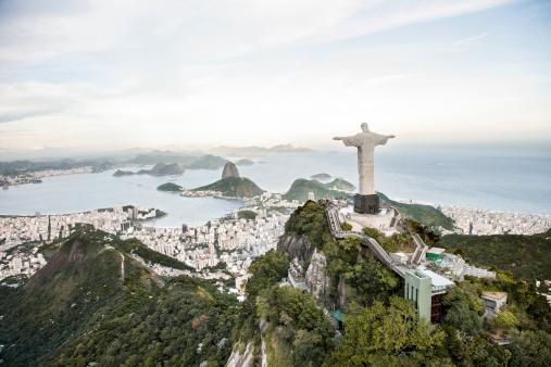 Religion「Corcovado and Rio de Janeiro」:スマホ壁紙(12)