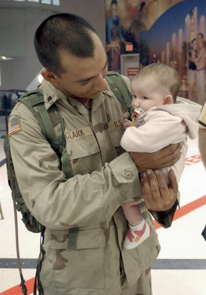 Hartsfield-Jackson Atlanta International Airport「U.S. Soldiers Return From Iraq」:写真・画像(17)[壁紙.com]