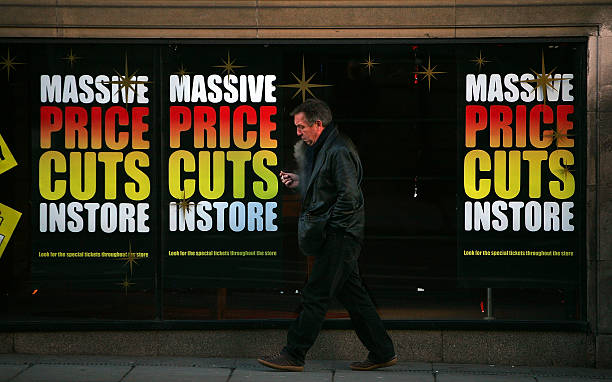 Government Announces That The UK Is Officially In Recession:ニュース(壁紙.com)