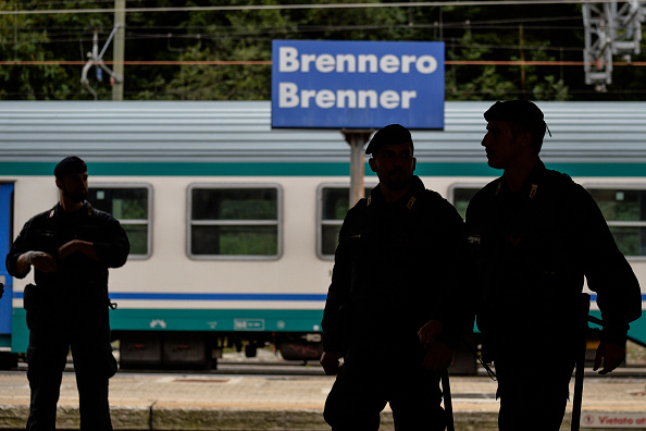 Alto Adige - Italy「Italy To Reinstate Border Control At Brenner Pass」:写真・画像(10)[壁紙.com]