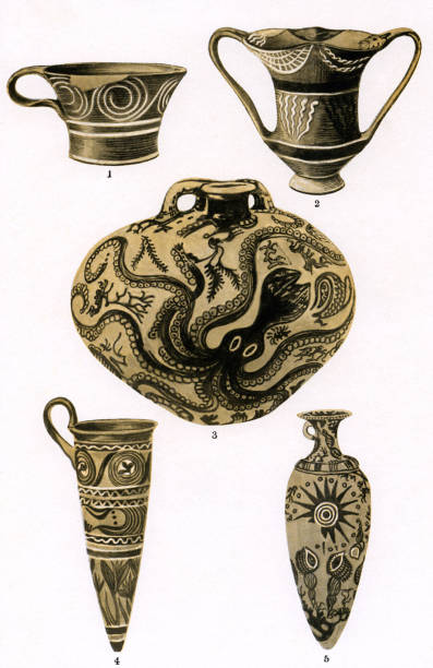 The development of Greek pottery:ニュース(壁紙.com)