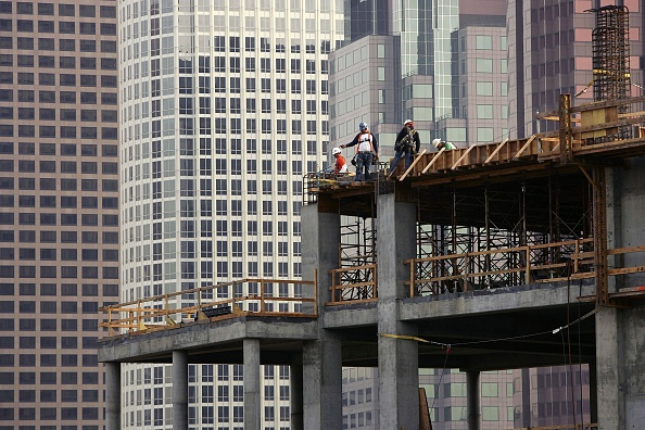 Construction Industry「Los Angeles Undertakes Major Development Projects」:写真・画像(10)[壁紙.com]