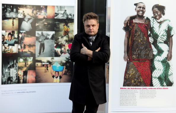 Oxfam「Rankin Launches His Exhibition Of Images From the Congo」:写真・画像(5)[壁紙.com]