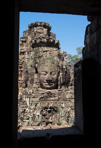 Temple「Angkor Thom, Cambodia」:スマホ壁紙(14)